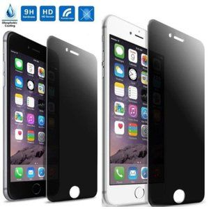 2 Pack Privacy Screen Protector for iPhone 7 Plus
